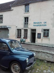 L'entrée du Musée et Désirée  juste au premier rang ..