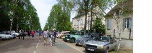 Une Journée bien réussie ...25000 visiteurs et plus de 500 voitures ...