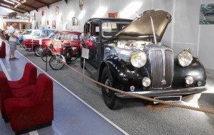 Visite avant le retour au Musée de l'Auto à GANNAT..