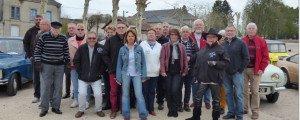 14 voitures au départ de Plagny à 8 heures , pour une journée à Bourges , toujours et encore dans la bonne humeur en toute convivialité . Bienvenue à nos nouveaux compagnons de route .